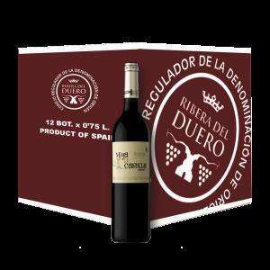 vinos ribera de duero precios