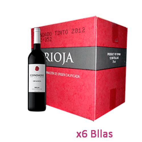 comprar vino rioja barato